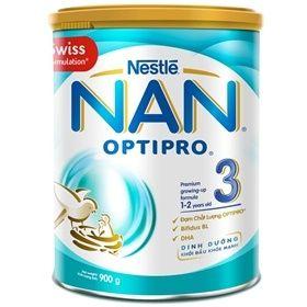 Sữa Nan Optipro 3 900g (1-2 tuổi)