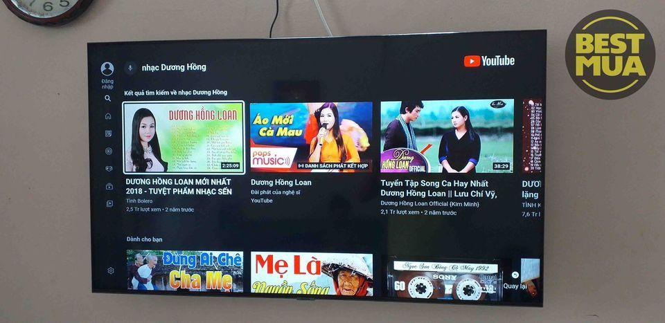 """Smart Tivi Samsung 4K 50 Inch UA50TU8100 Mới 2020 - TV 4K 50"""" GIẢI TRÍ CỰC ĐÃ, GIÁ OK"""