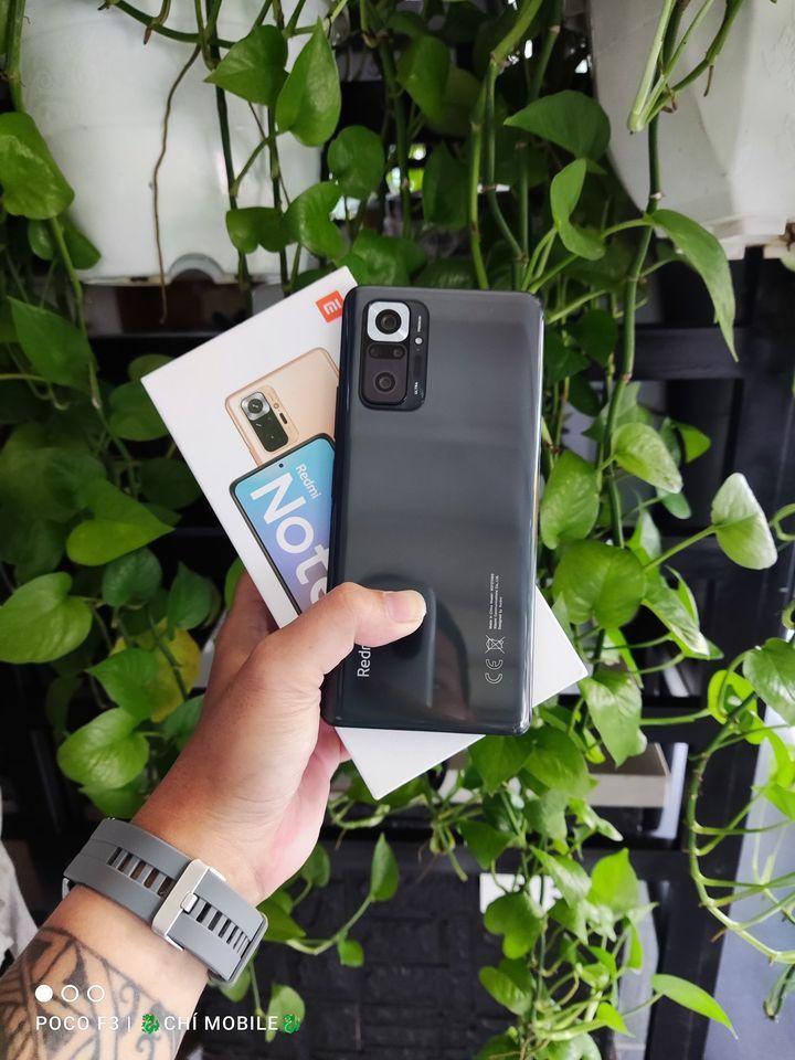 Redmi Note 10 Pro 8/128Gb đen 99%-fullbox