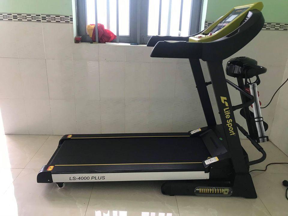 Máy chạy bộ Life Sport LS-4000 Plus