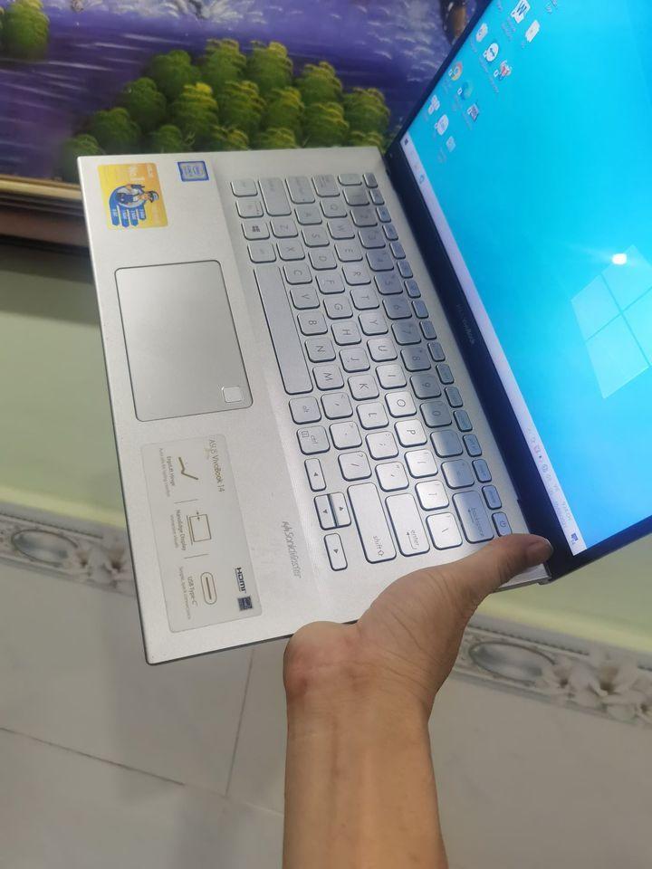 Laptop Asus VivoBook A412FA i3 8145U/4GB/512GB/Win10