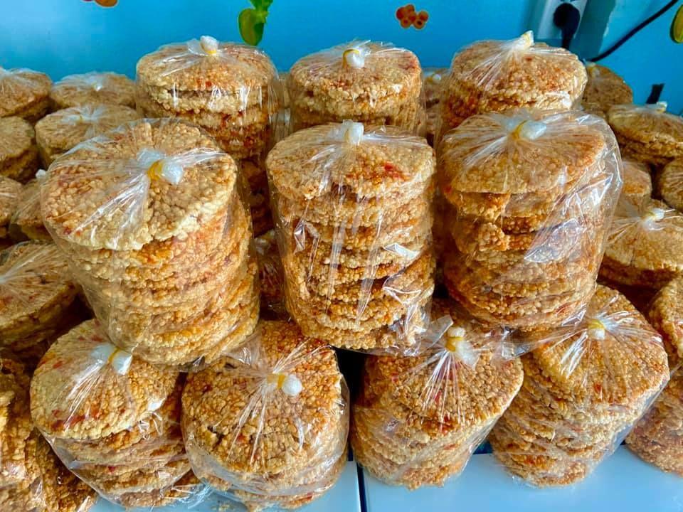 Ăn Vặt-Cơm ChÁy Mỡ Hành Mắm Cay Siêu Ngon