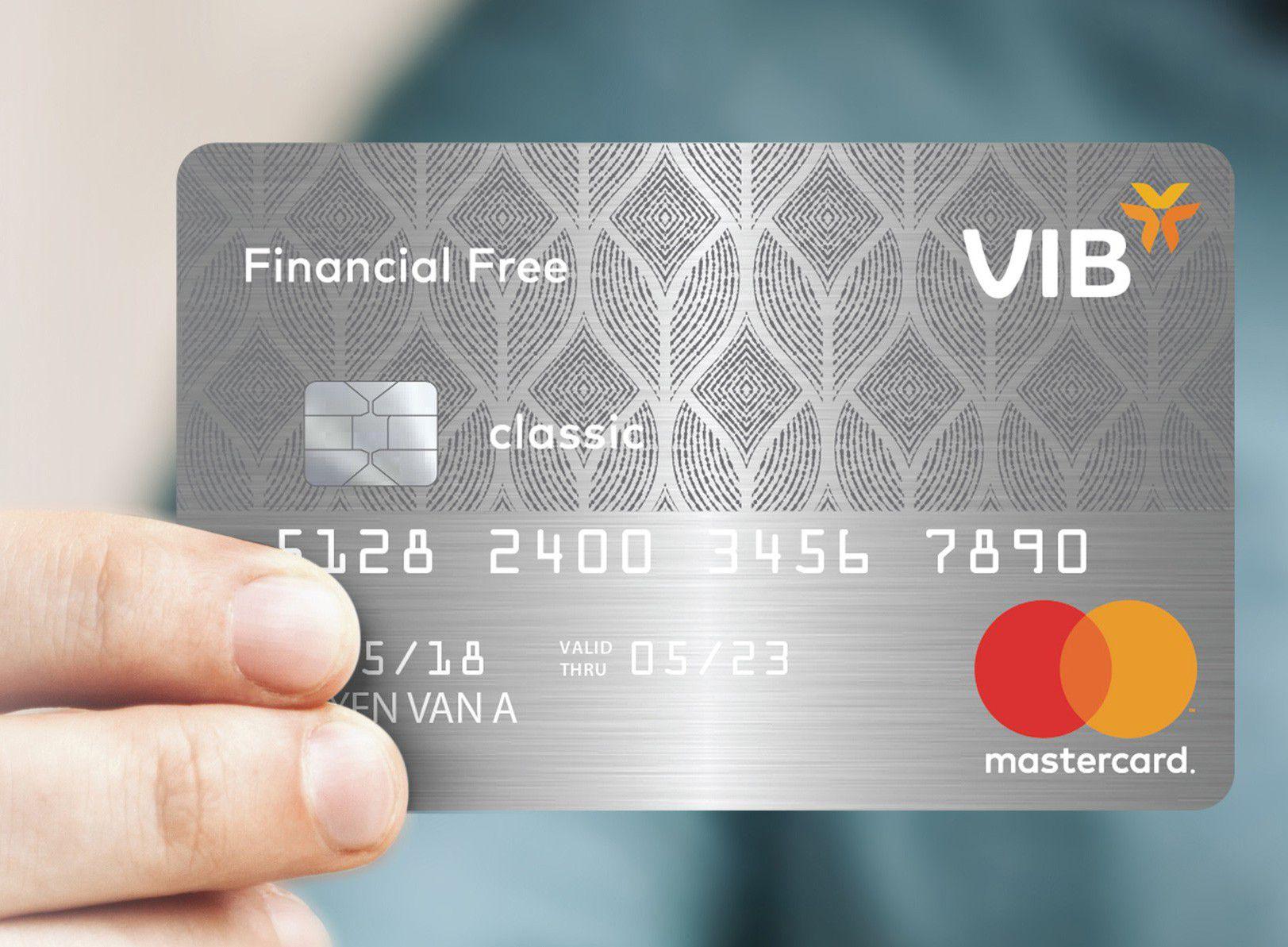 VIB FINANCIAL FREE – THOẢI MÁI RÚT TIỀN 100% HẠN MỨC