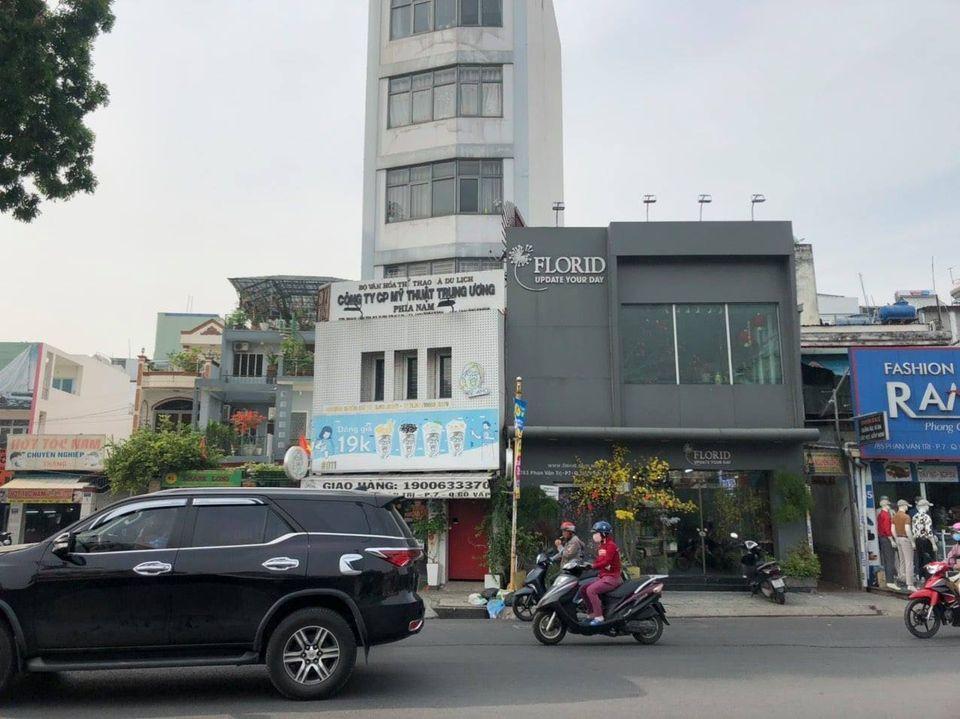 Chính chủ Cho thuê nhà MT 783 Phan Văn Trị,