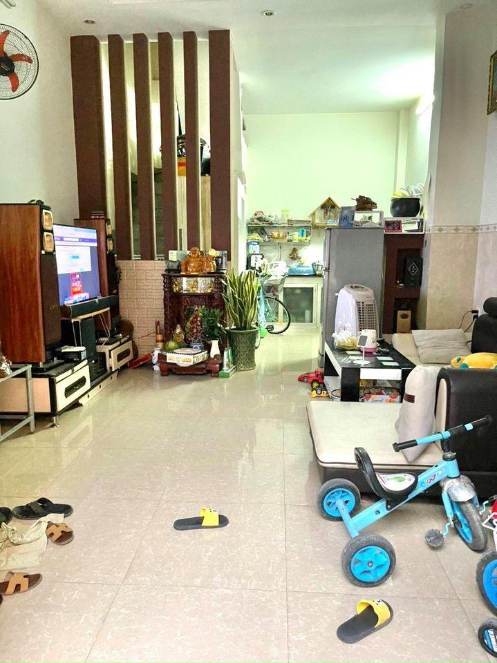 Bán Nhà  3  lầu_ HXH Thông_Đường số 4 P16 Gò Vấp