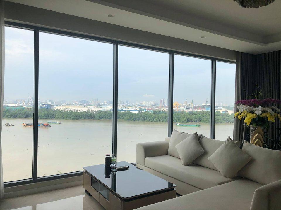 Cho thuê căn hộ Đảo Kim Cương Q2 4PN 170m2