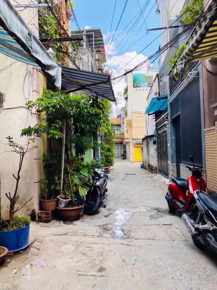 Bán nhà đường Phan Văn Trị, Phường 11, Bình Thạnh