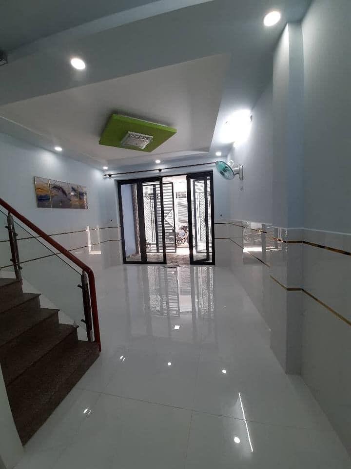 Giá Tốt- Nhà Đẹp Ngay CiTy land Phan Văn Trị, P.10, GV - DT 51M2 Giá Chỉ 4,39