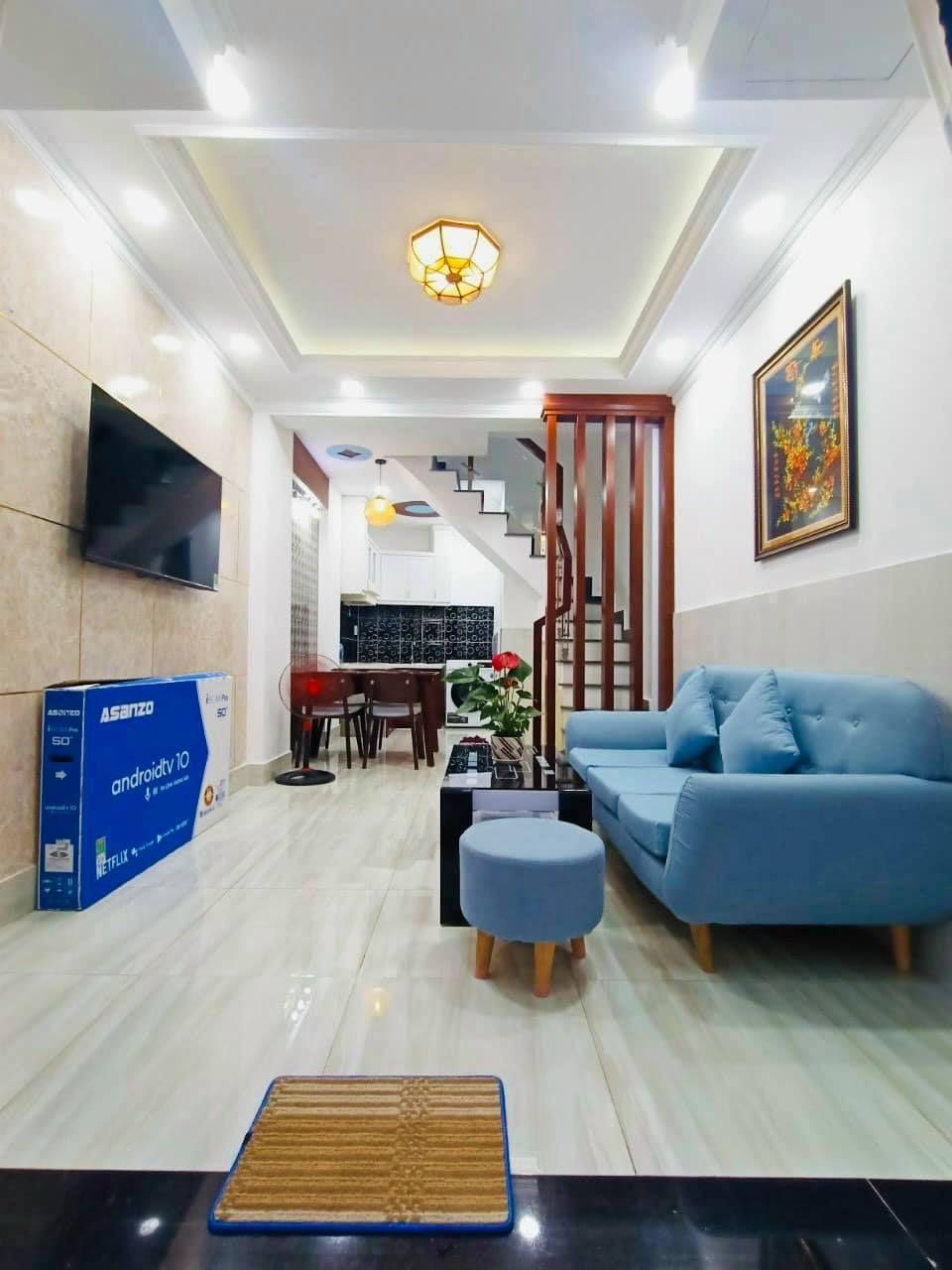 Nhà đường Quang Trung p12 Gò Vấp
