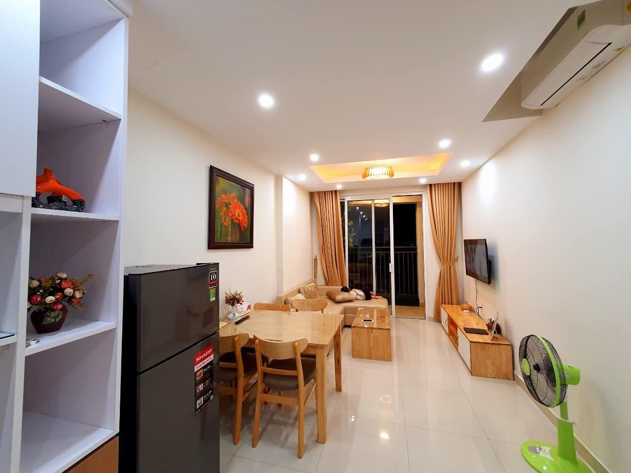 Cho thuê căn hộ ở chung cư prosper plaza quận 12