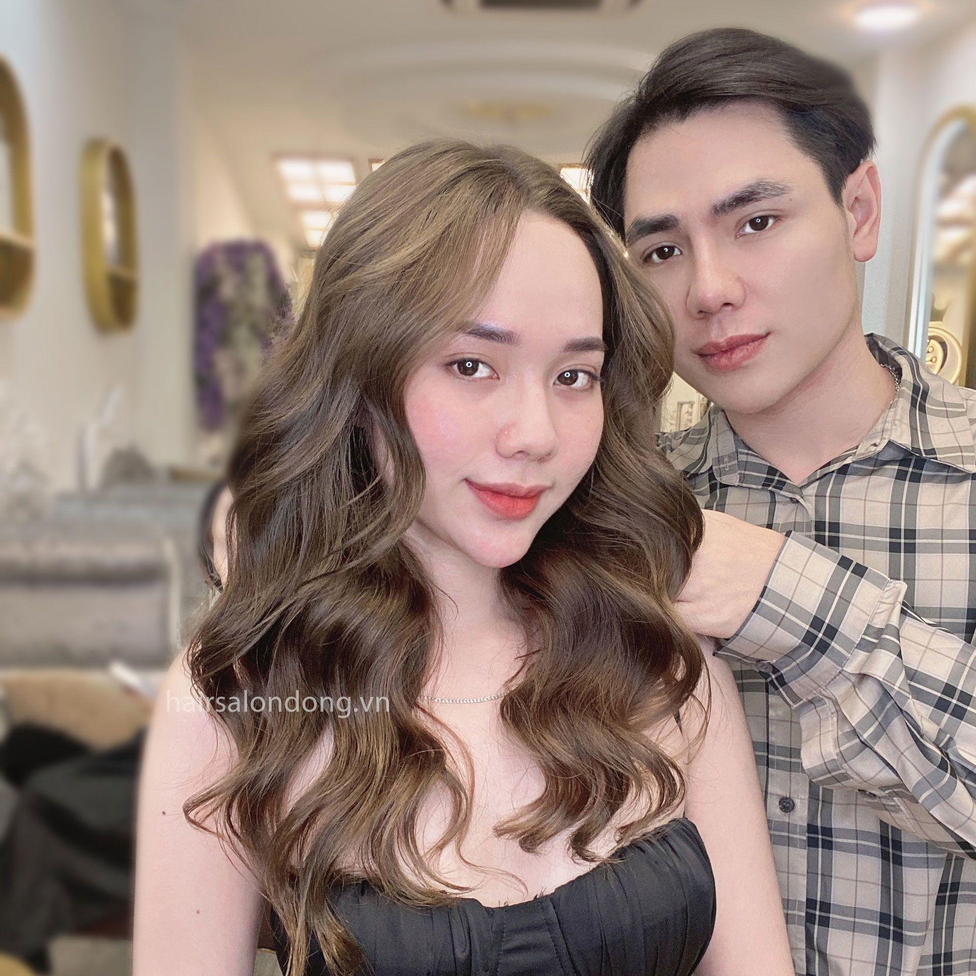 Tính em không thích lòng vòng Muốn nhuộm tóc đẹp phải tới Đồng Salon
