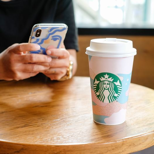 STARBUCKS DÀNH TẶNG THÊM 8 ĐIỂM NGÔI SAO VÀ 1 COUPON GIẢM 50% CHO ĐỒ UỐNG BẤT KỲ