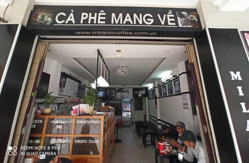 CAFE MILANO Huỳnh Thiện Lộc CẦN GẤP 02 PHỤC VỤ & GIỮ XE (từ 20-28 tuổi)