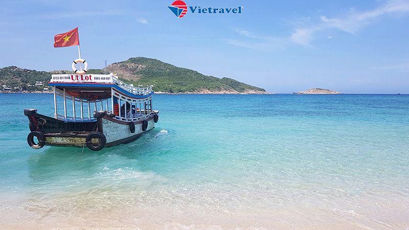 Ninh Chữ - Đảo Tôm Hùm Bình Hưng - Đồng Cừu Suối Tiên - Thưởng thức 1 bữa ăn hải sản