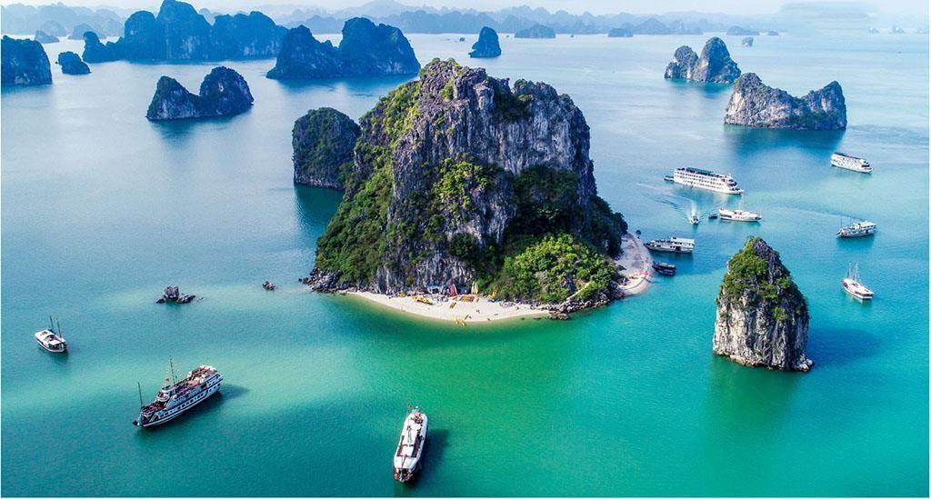 Lịch trình tour du lịch Hạ Long