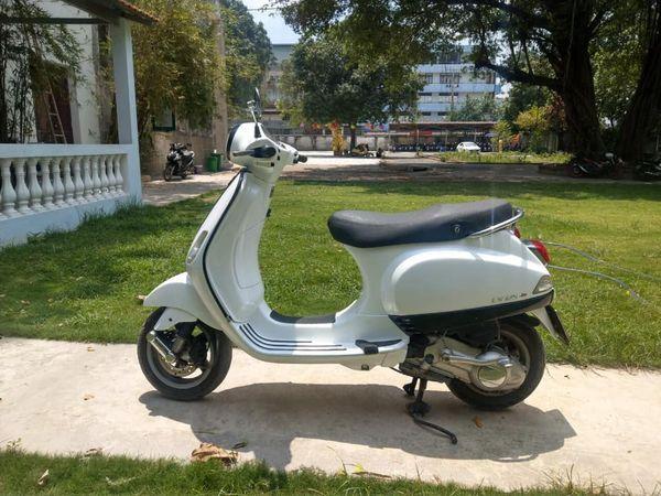 Vespa lx -125cc