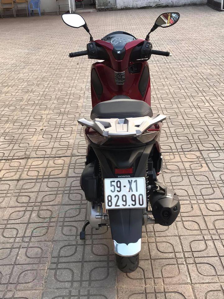 Honda SH VN 150 ABS đỏ cực keng