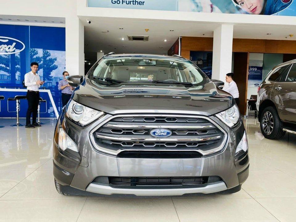 ECOSPORT 2021 - NHẬN XE CHỈ TỪ 200 TRIỆU - Đại Lý Ford Bến Thành