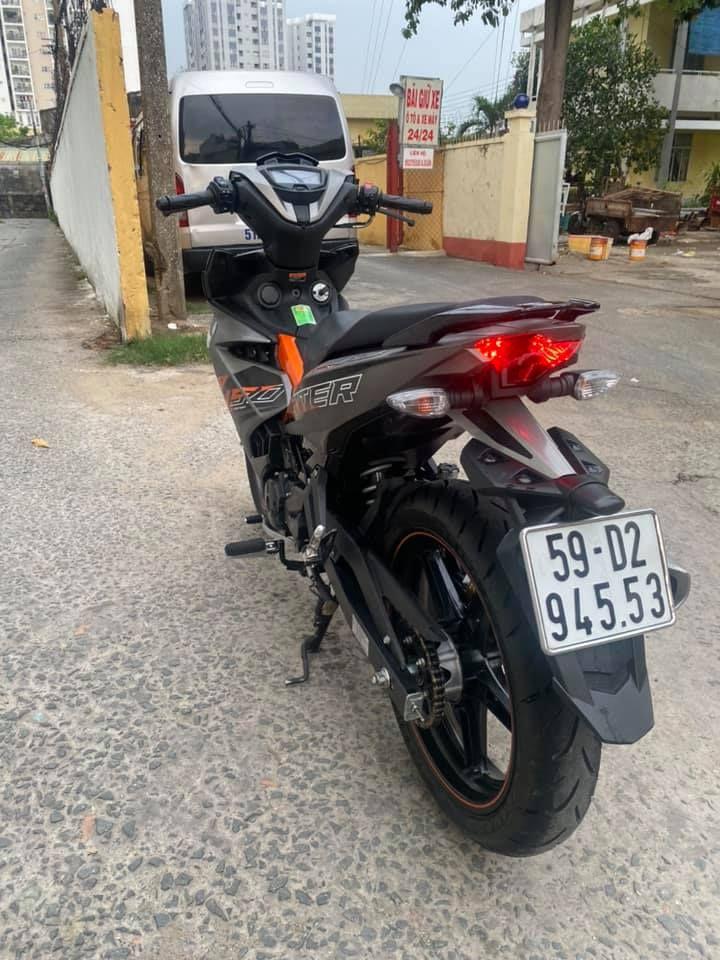 Exciter 150 đk t6/2020 xám đen cam