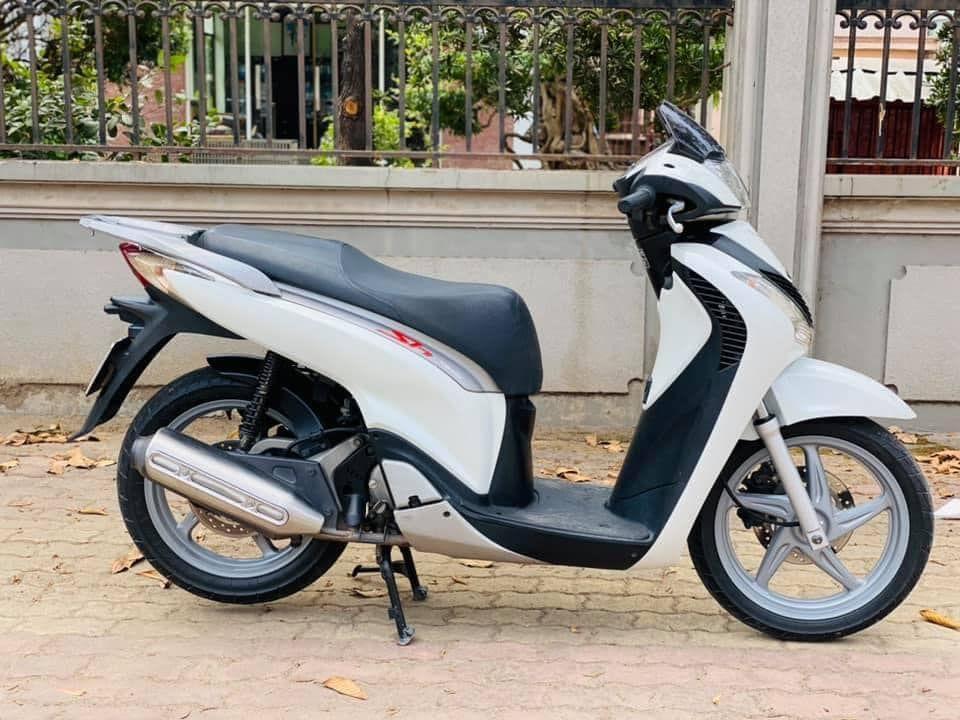 Honda SH 125i 🚘🚘🚘🚘 Việt Nam Mẫu Ý ( Hàng Nhập 3 Cục)