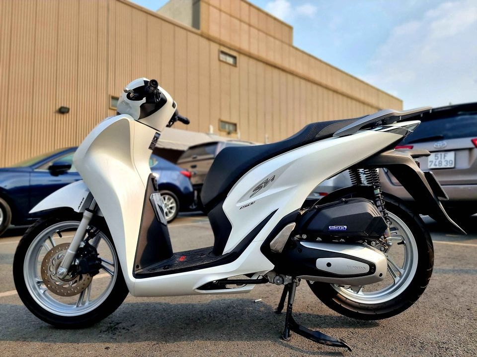 SH 150i ABS Smartkey 2020