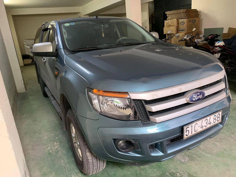 Ford Ranger XLS MT 2014 TẠI BÌNH TÂN
