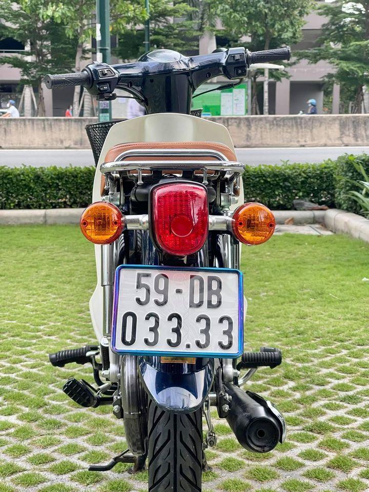 Honda Cub 50cc Biển Vip Tứ Quý 3 Hàng độc cho chị em đi chợ TẠI THỦ ĐỨC