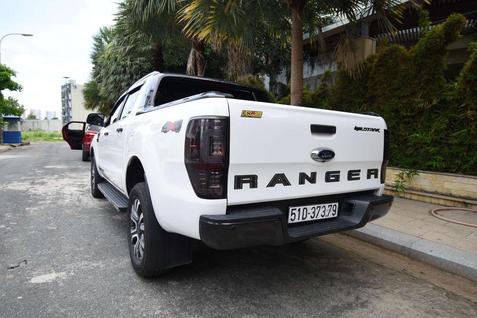 Ford Ranger WildTrak 2019 Bi-Turbo tại QUẬN 1