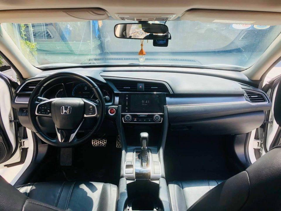 Civic 2017 bản L 1.5Turbo