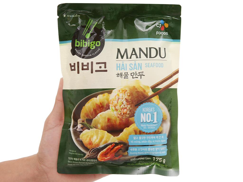 1 Bánh xếp Hàn Quốc nhân hải sản Bibigo