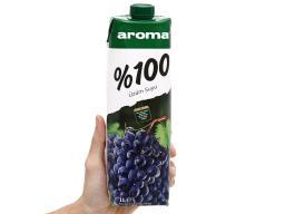 1 Nước ép nho Aroma 1 lít